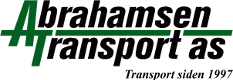 Abrahamsen Transport Logo